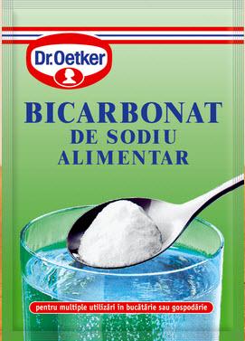 cumpără Bicarbonat de sodiu - Dr.Oetker