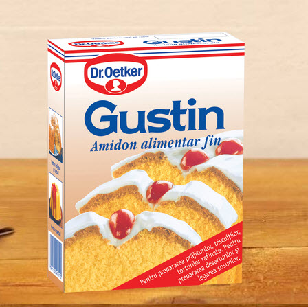 cumpără Amidon alimentar fin - Dr.Oetker