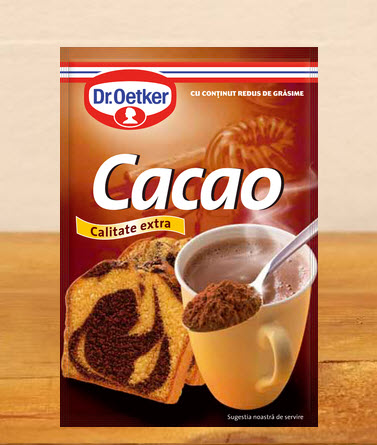cumpără Cacao - Dr. Oetker