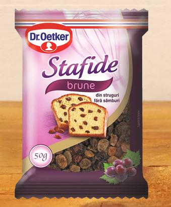 cumpără Stafide diferite sortimente - Dr. Oetker