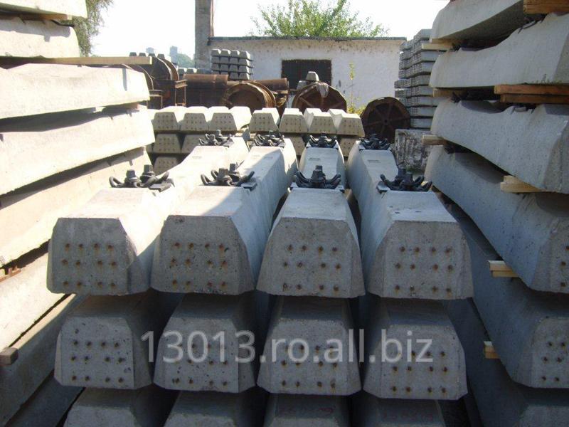 cumpără Traverse din beton armat pentru cai ferate