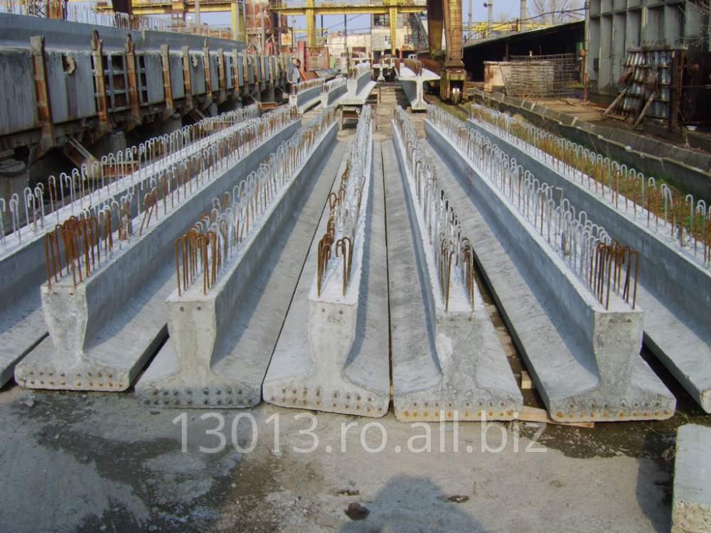 cumpără Grinzi din beton - precomprimat