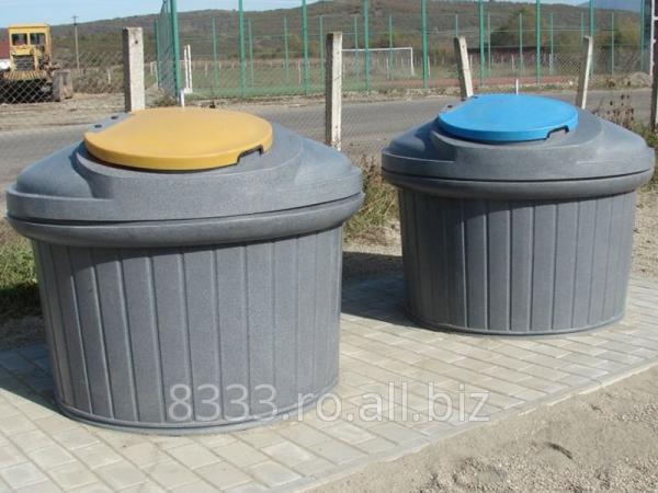 cumpără Containere Semi-ingropate