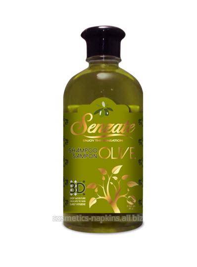 cumpără Sampon cu extract de ulei de masline - Olive
