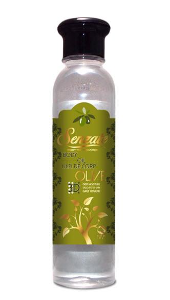 cumpără Ulei de corp Olive - Senzate