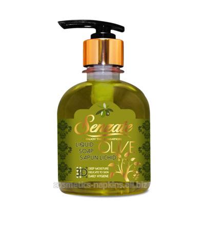 cumpără Sapun lichid Olive - Senzate