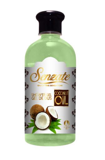 cumpără Gel de dus Coconut - Senzate