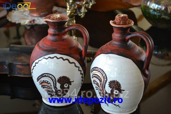cumpără Ulcioare traditionale romanesti, model cocos de Horezu