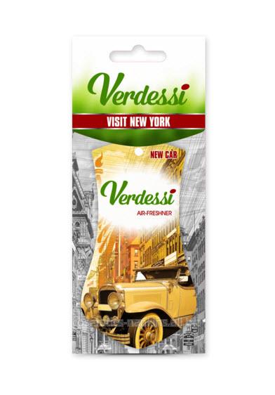 cumpără Odorizant masina - Visit New York - Verdessi