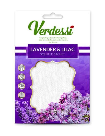 cumpără Plic parfumat Levender & Liliac - Verdessi