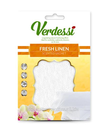 cumpără Plic parfumat Fresh Linen - Verdessi