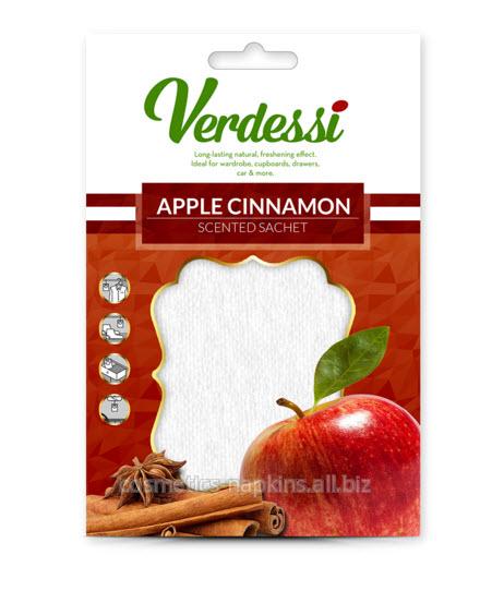 cumpără Plic parfumat Apple Cinnamon - Verdessi