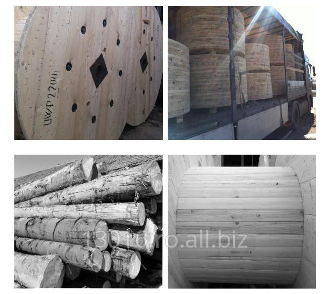 cumpără Tamburi din lemn