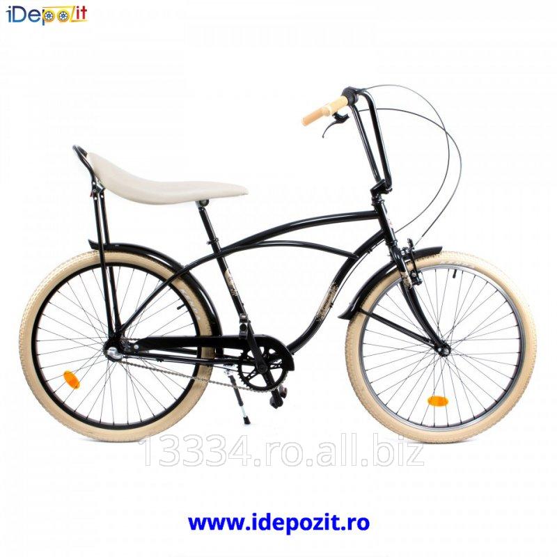 cumpără Bicicleta Pegas : Strada 1 3S, Negru Justițiar Pentru barbati