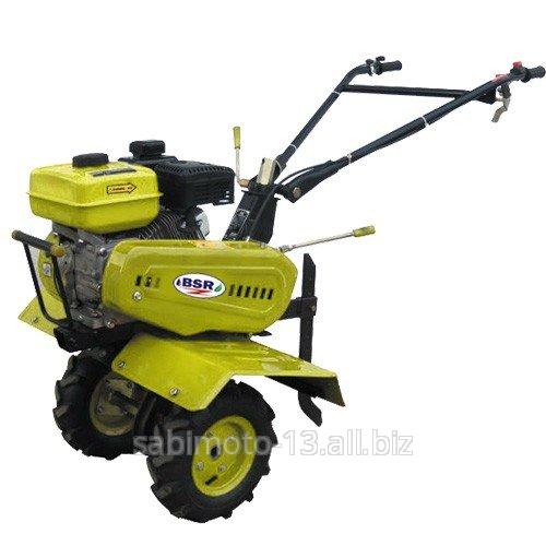 cumpără Motosapa BSR LY900 cu 7CP priza de putere, grup fonta si roti cauciuc