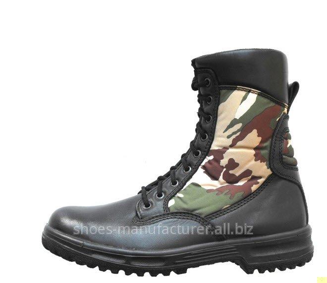 Bocanci militari - model 3627 C
