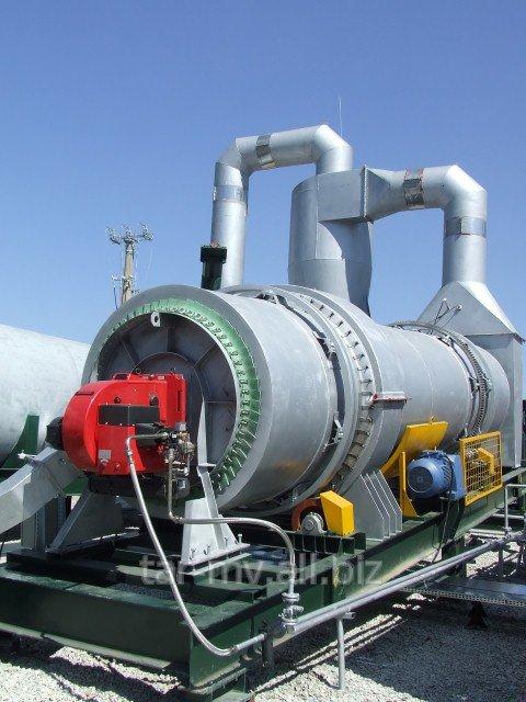 Statie de desorbtie termica - capacitate 10 T/H, Tip SDT - 10M