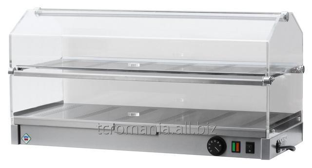 Vitrină de prezentare caldă | VEC 820