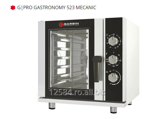 Cuptor profesional G|PRO GASTRONOMY 523 MECANIC