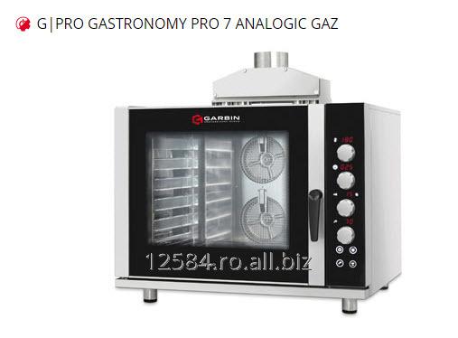 cumpără Cuptor profesional G PRO GASTRONOMY PRO 7 ANALOGIC GAZ