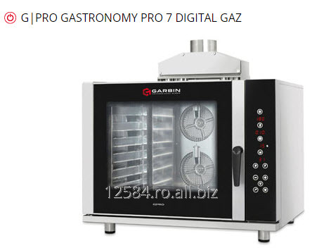 cumpără Cuptor profesional G|PRO GASTRONOMY PRO 7 DIGITAL GAZ