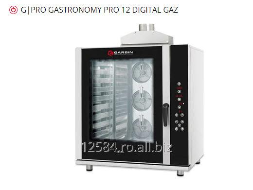 cumpără Cuptor profesional G|PRO GASTRONOMY PRO 12 DIGITAL GAZ