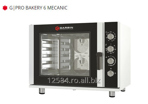 Cuptor profesional G|PRO BAKERY 6 MECANIC