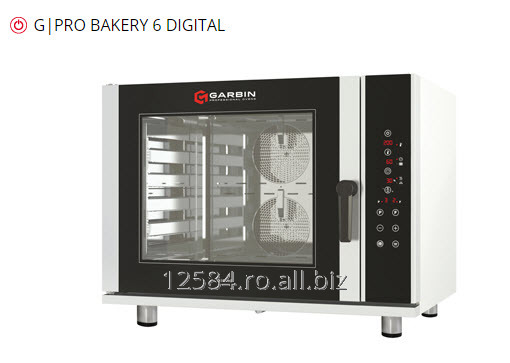 Cuptor profesional G|PRO BAKERY 6 DIGITAL