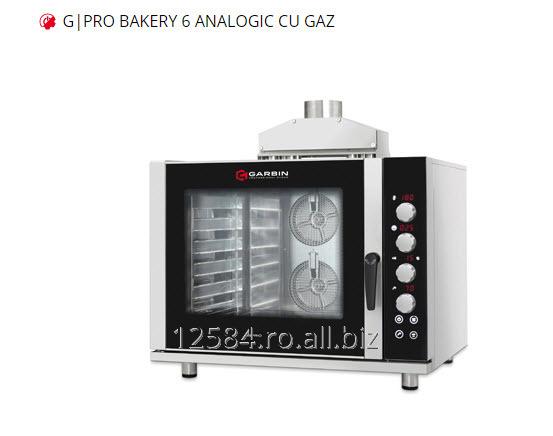 cumpără Cuptor profesional G|PRO BAKERY 6 ANALOGIC CU GAZ