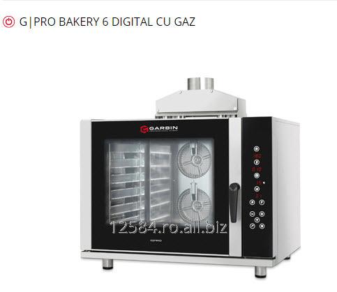 cumpără Cuptor profesional G|PRO BAKERY 6 DIGITAL CU GAZ