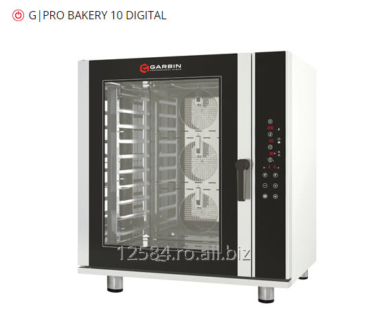 Cuptor profesional G|PRO BAKERY 10 DIGITAL