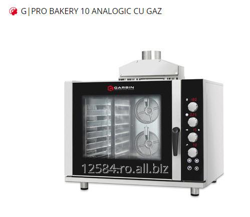 cumpără Cuptor profesional G|PRO BAKERY 10 ANALOGIC CU GAZ