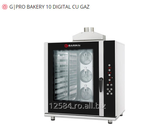 cumpără Cuptor profesional G|PRO BAKERY 10 DIGITAL CU GAZ