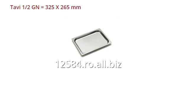 cumpără Tavi 1/2 GN - TEG 012