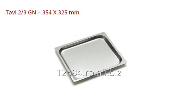 cumpără Tavi 2/3 GN - TEG 009