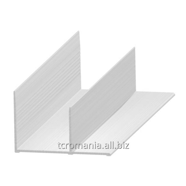 """Profil tip """"F"""", 30 mm, aluminiu"""