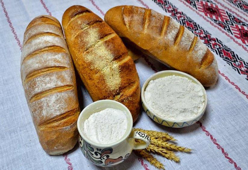 cumpără Pâine Semialbă /Neagră Cu Cartofi