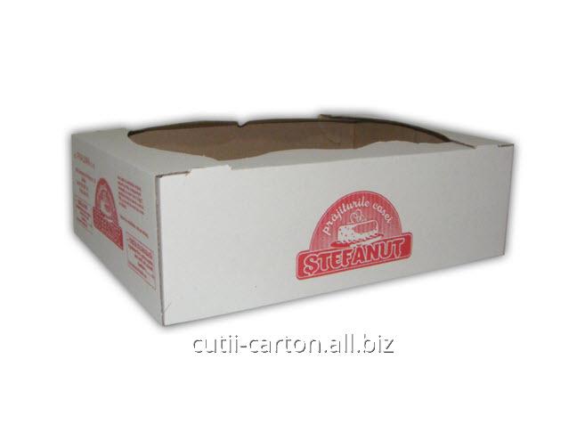 cumpără Cutie imprimata flexografic