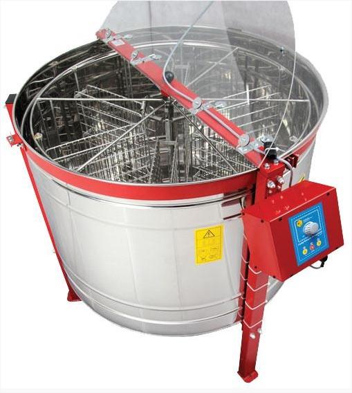 cumpără Centrifuga 6 casete (rame) Dadant, actionare inferioara, 1000mm, reversibila, semiautomata