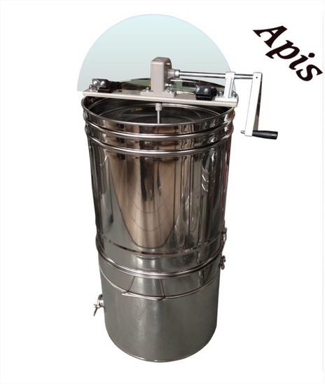 cumpără Centrifuga 3 rame, actionare din metal, cu sita si maturator Optima-Lyson