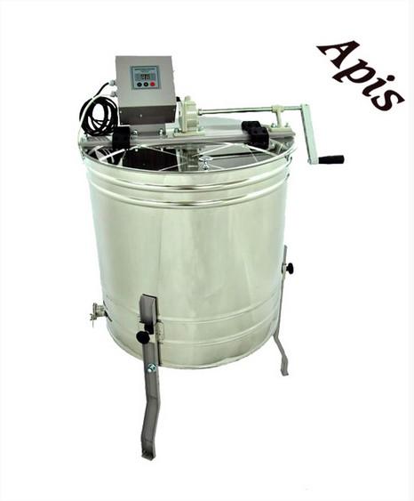 cumpără Centrifuga apicola tangentiala, electrica si manuala, 4 rame OPTIMA