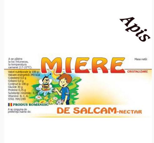 cumpără Eticheta miere de Salcam