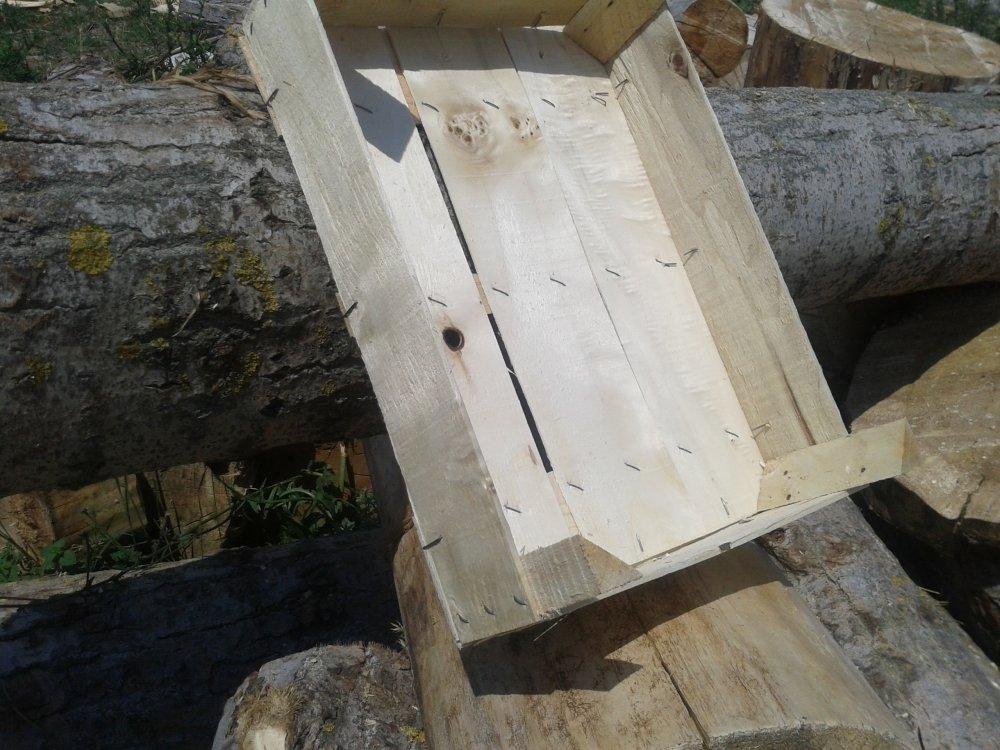 cumpără Ambalaje din lemn de plop pentru fructe si legume - ladite lemn
