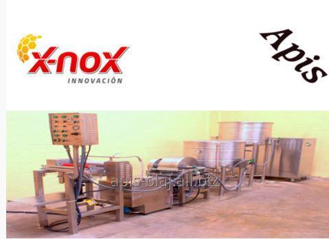 cumpără Linie automata productie foita ceara - X-NOX