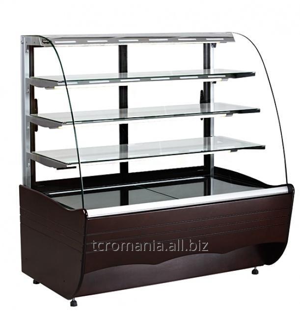 cumpără Vitrină frigorifică de cofetărie și patiserie C-1 90 BLCH BELLISSIMA