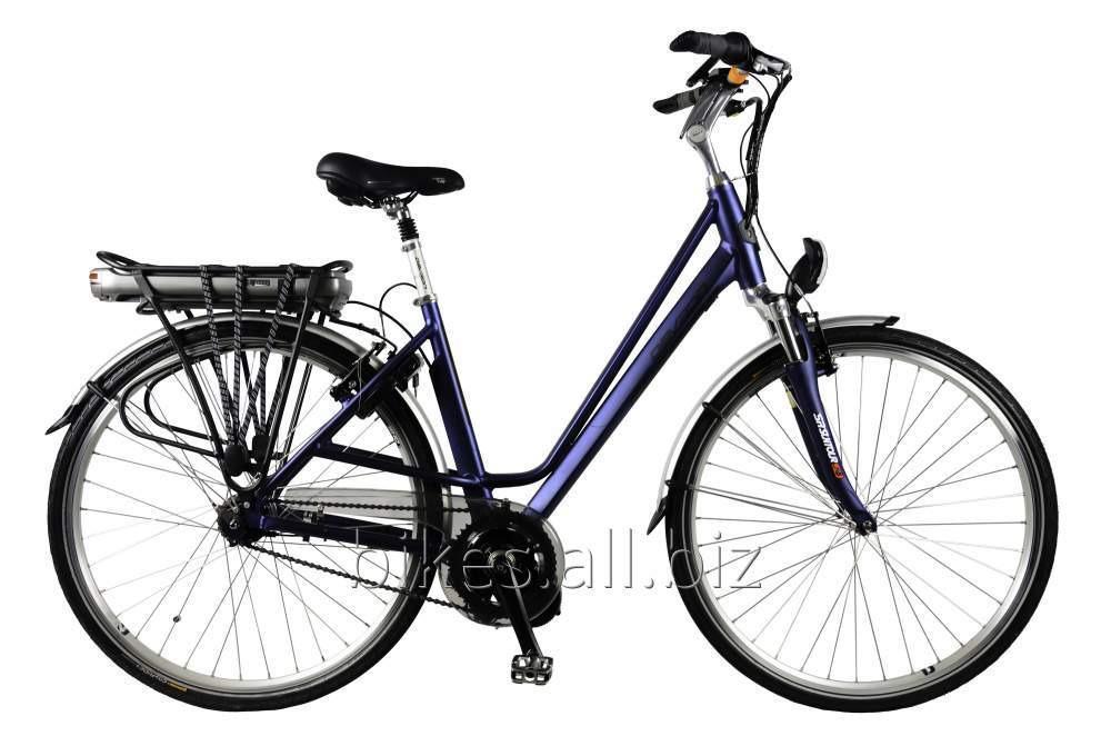 E-bike 28024 Devron Wellington - blue