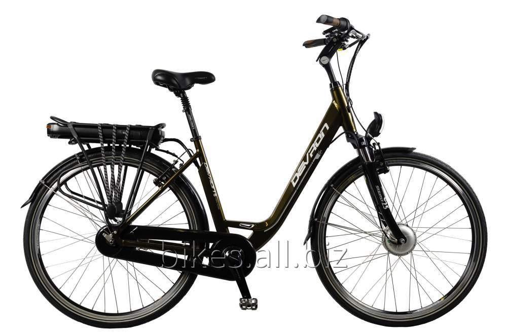 E-bike 28128 Brown