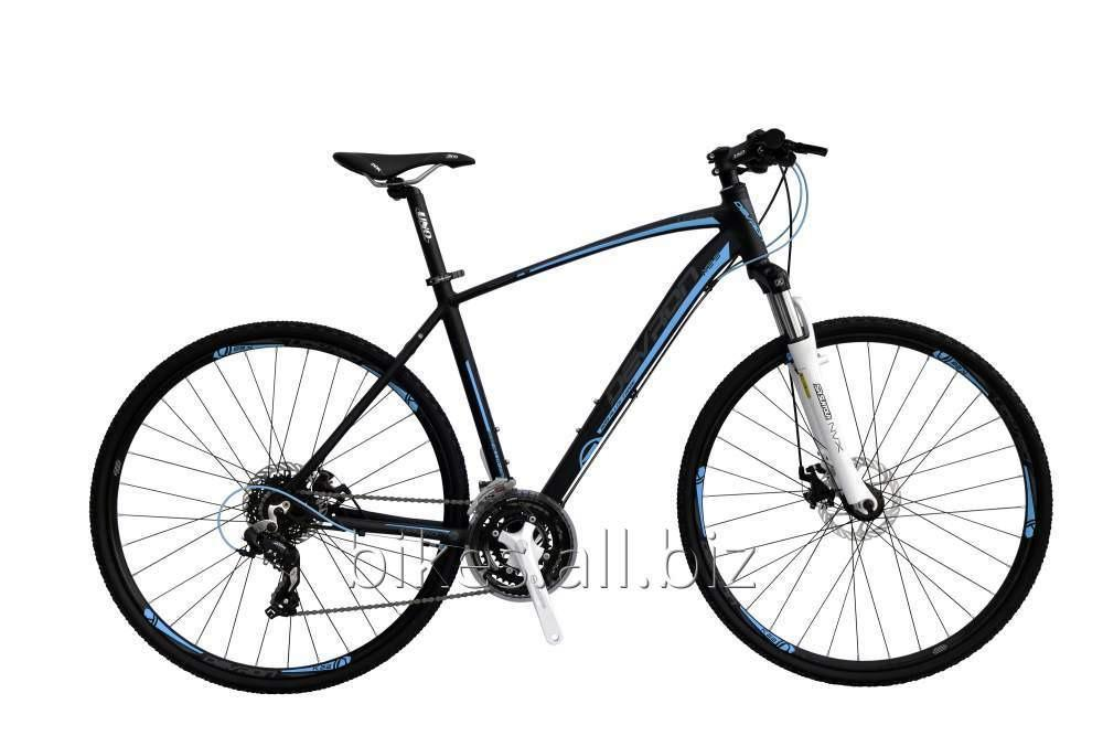 Bicicleta URBIO K2.8 DREAM NIGHT