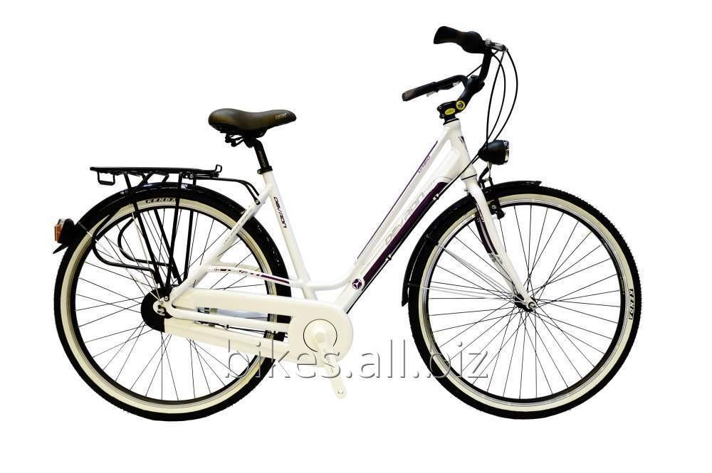 Bicicleta URBIO LC2.8 IVORY WHITE