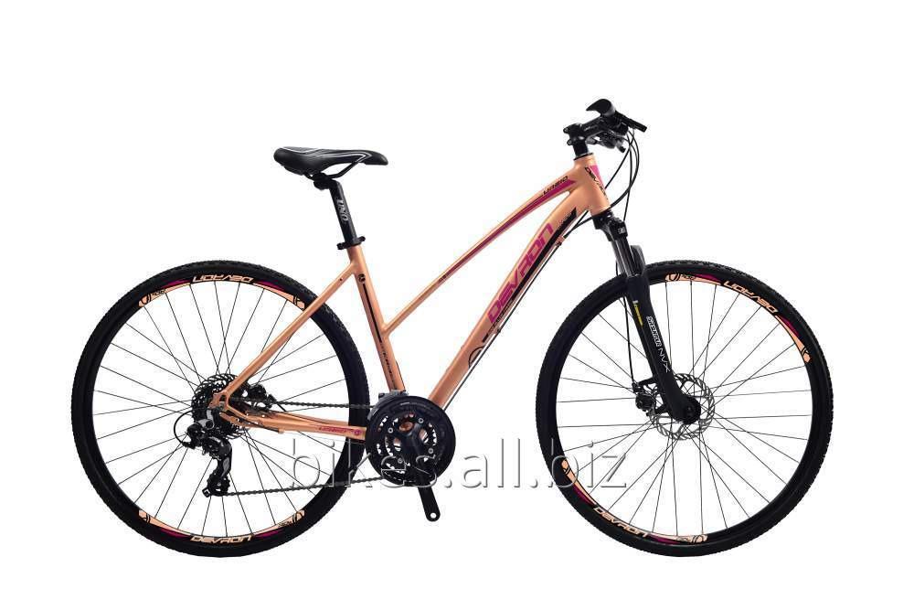 Bicicleta URBIO LK2.8 MANDARIN DREAM